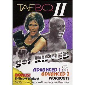 tae bo 8 minute workout