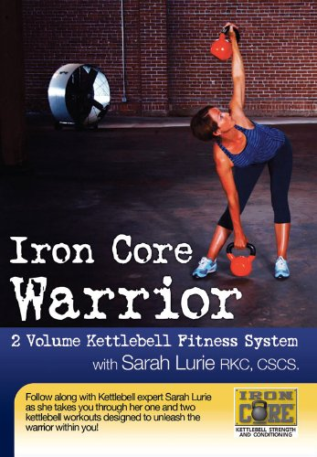 KB Warrior Iron Core Contains Two Workouts