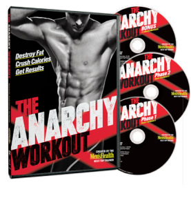 The Anarchy Workout – 2 Lazy 4 the Gym