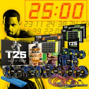 Focus T25 – 2 Lazy 4 the Gym