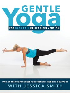 gentle yoga for back pain  2 lazy 4 the gym