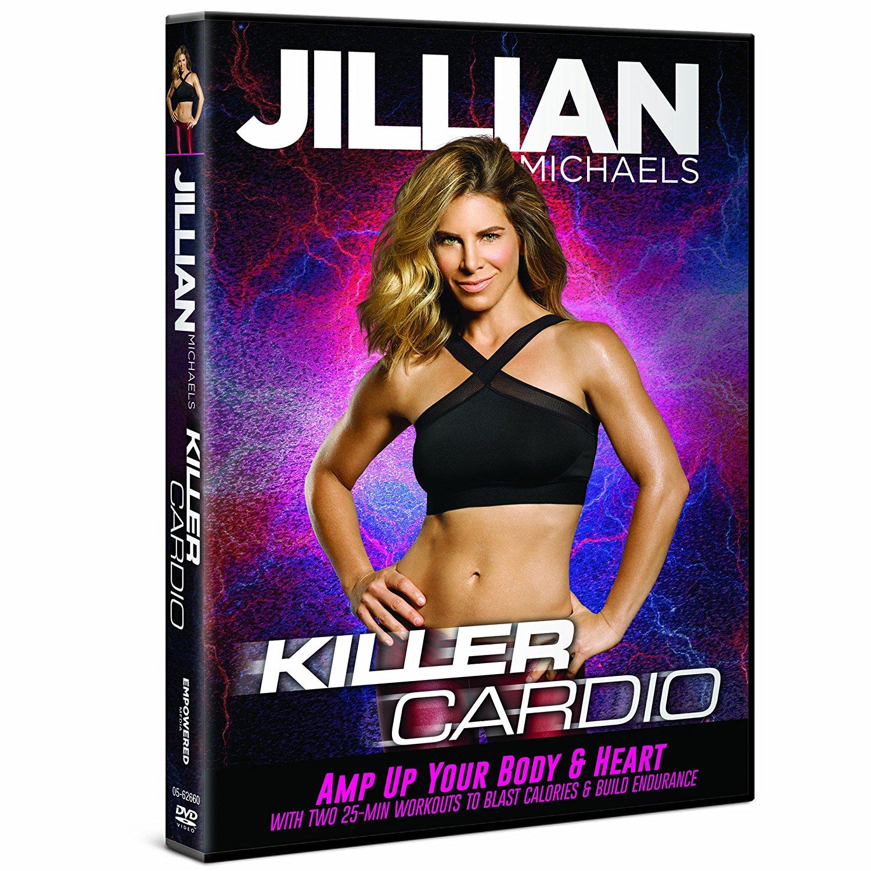 Killer Cardio – 2 Lazy 4 the Gym