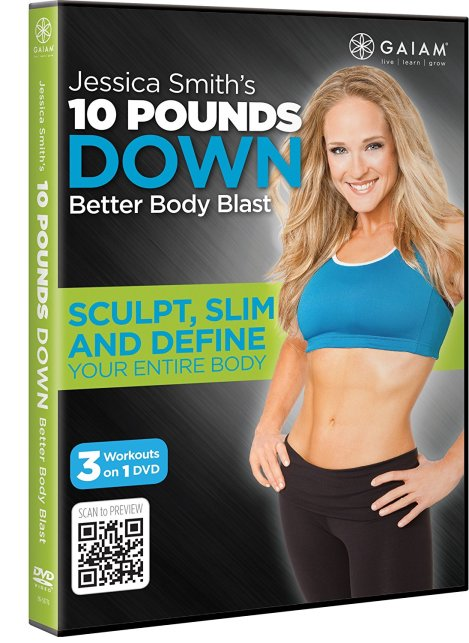 10 Pounds Down: Better Body Blast