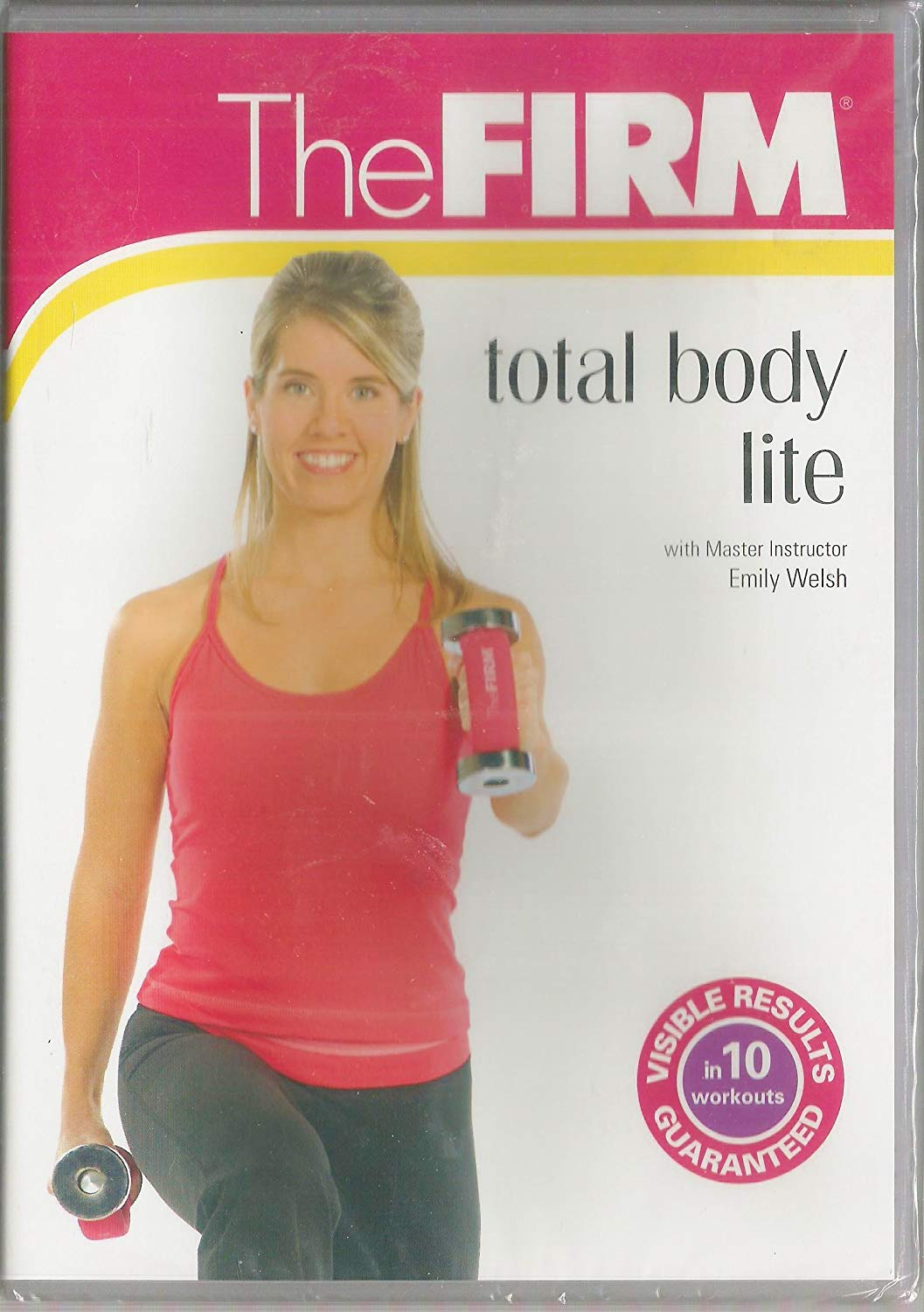 The Firm Total Body Lite 2 Lazy 4 Gym January Indoor Workout Full Circuit Timed